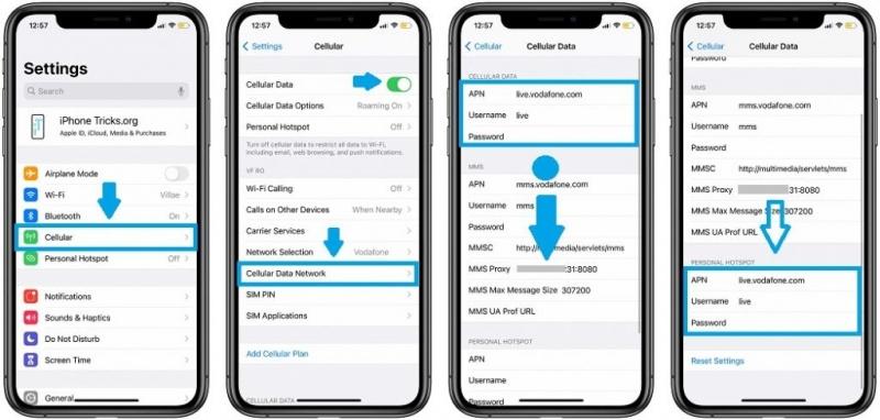 HnamMobile - Cách sửa lỗi điểm truy cập cá nhân trên iOS 14 - 2