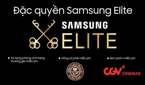 Ưu đãi đặc quyền Samsung Elite dành riêng cho khách hàng đặt mua Galaxy S8 | S8 Plus hình 2