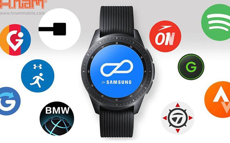 cấu hình Galaxy Watch