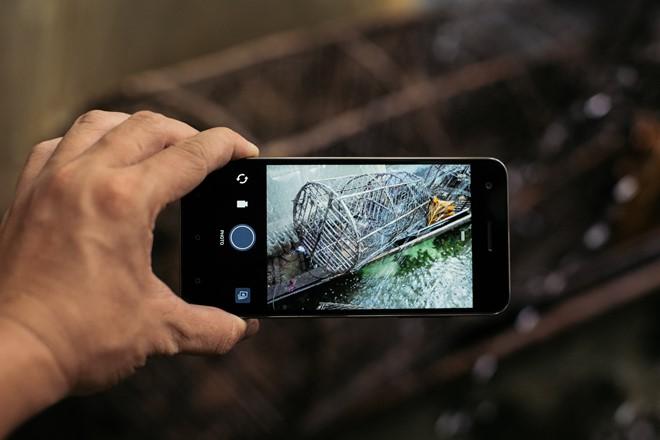 HTC Desire 10 Pro: Smartphone tam trung RAM 4 GB hinh anh 6
