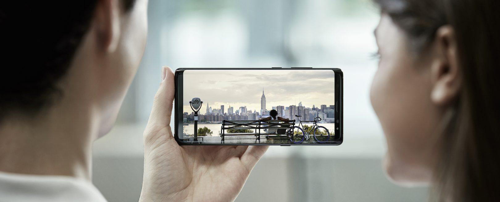 Samsung đặt ra mục tiêu bán được gần 1 triệu Galaxy Note8 chỉ trong vòng...1 tháng! hình 1