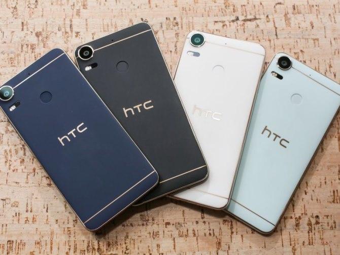 Điện thoại HTC Desire 10 Pro lên kệ Việt Nam: RAM 4GB, giá 7,99 triệu hình 1
