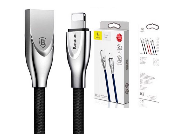 Baseus cable Lightning Zinc Alloy (1m)