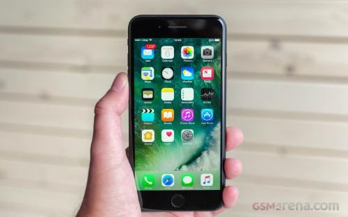 hot: iphone 7 plus tan trang co gia 12,9 trieu dong hinh anh 1