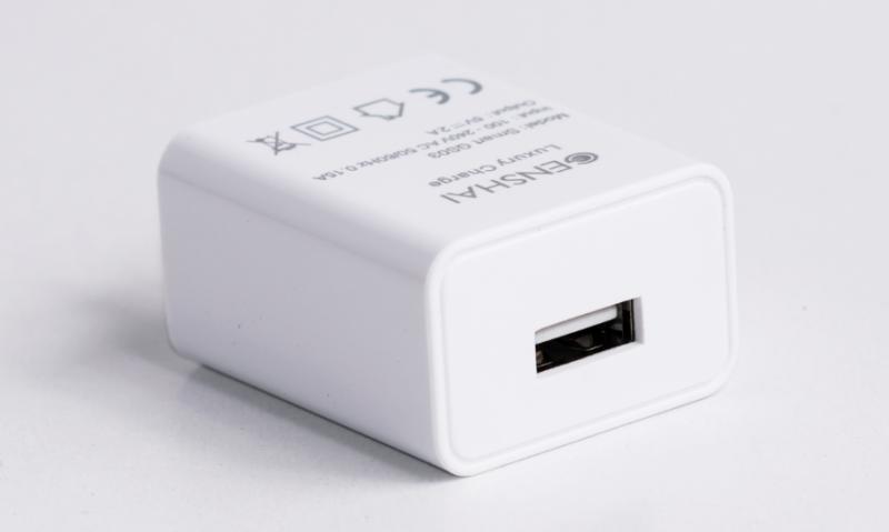 Sạc Genshai Smart GS03 (1 cổng USB)