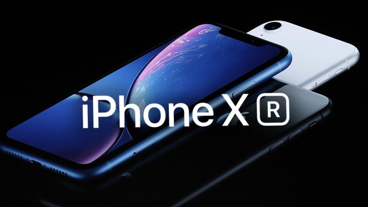 iPhone XR 1 sim