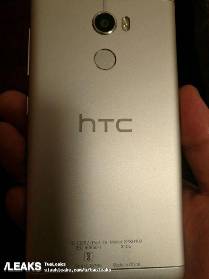 HTC One X10 lộ ảnh thực, sẽ tham dự MWC 2017 ảnh 3
