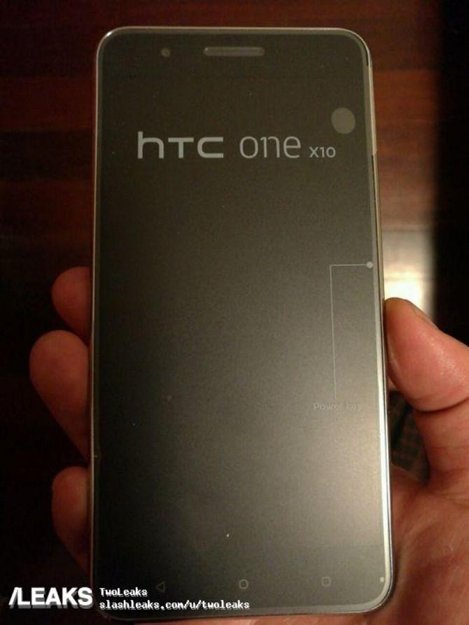 HTC One X10 lộ ảnh thực, sẽ tham dự MWC 2017 ảnh 2