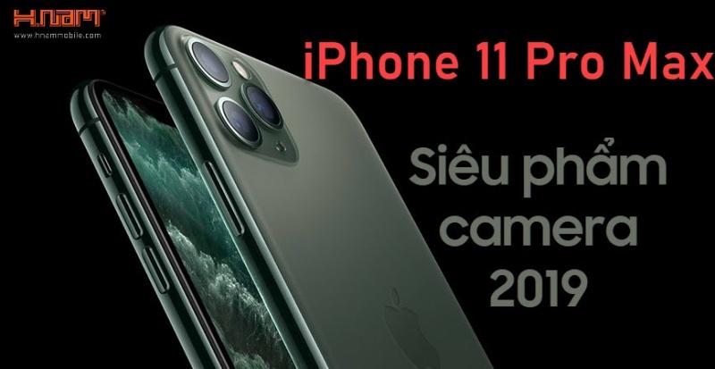 thông tin iphone 11 pro max