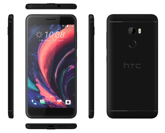ra mắt HTC One X10