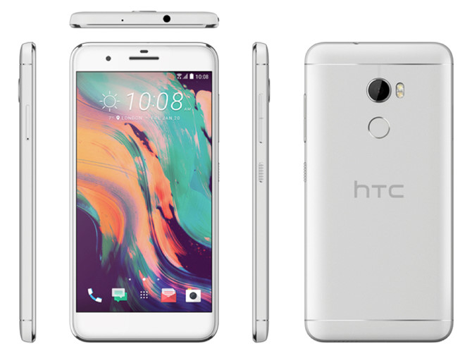 HTC One X10 ra mat