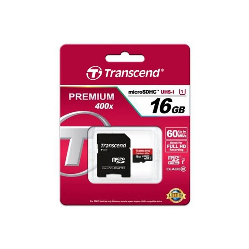 Thẻ nhớ Transcend MicroSDHC 32GB Class 10 UHS-1