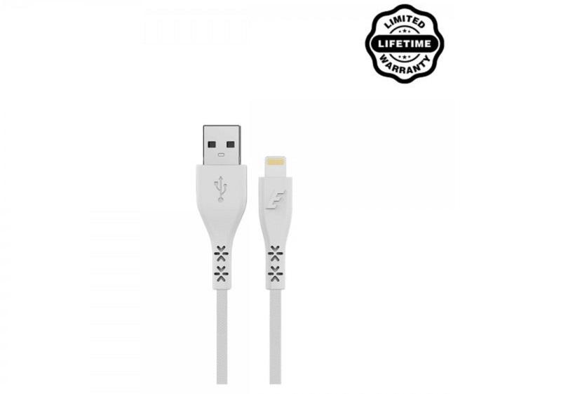 Energizer cable Lightning-Lifetime Warranty (1m2)