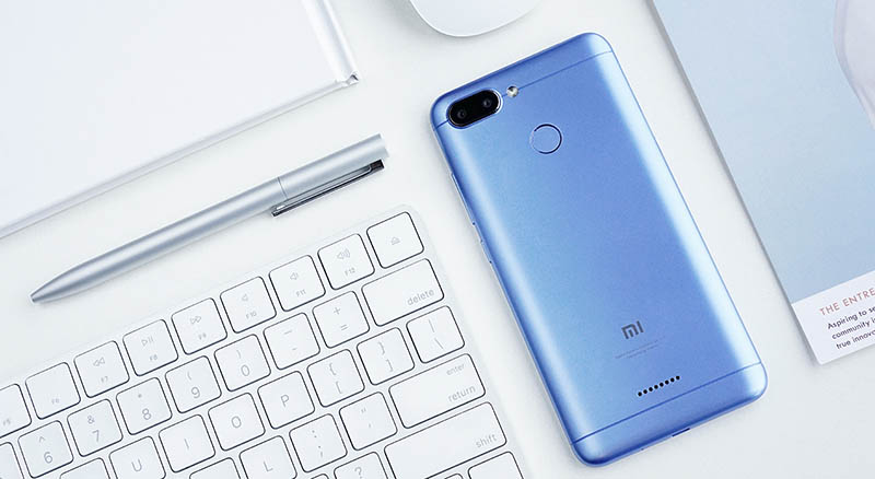Xiaomi Red 6