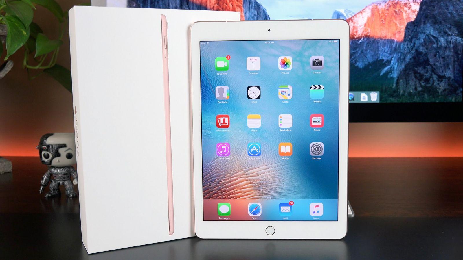 iPad Pro 9.7 Cellular 2017