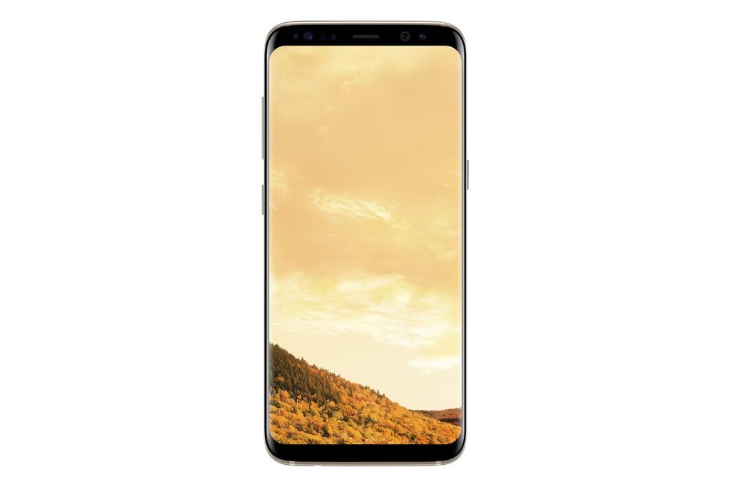 Samsung Galaxy S8 va S8+ ra mat voi man hinh vo cuc, 4G toc do 1 Gbps hinh anh 4
