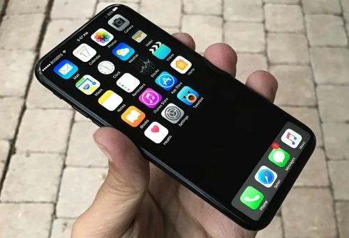 iPhone 8 tiếp tục lộ thiết kế với Touch ID ở mặt sau - 2
