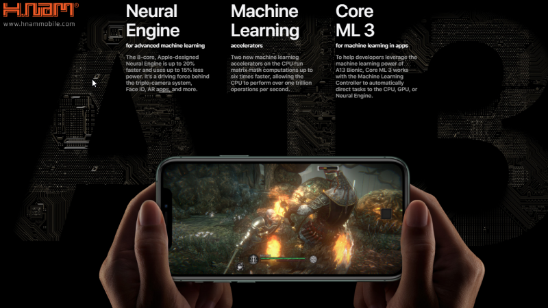chip iPhone 11 Pro