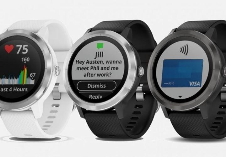 Đồng hồ thông minh Garmin Vivoactive