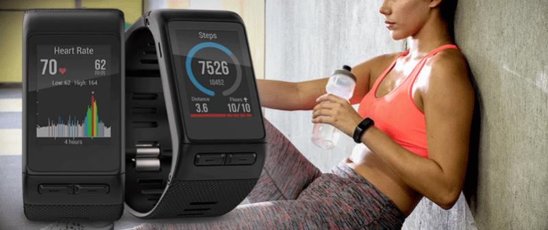 Đồng hồ thông minh Garmin Vivoactive HR