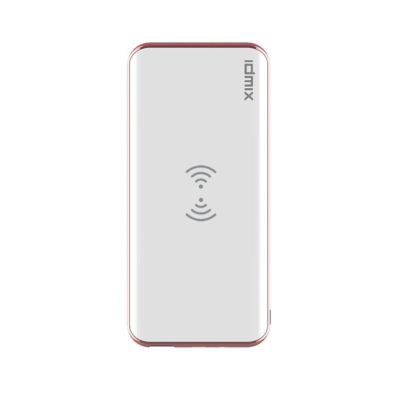 pin dự phòng không dây Idmix 8000mAh (QC3.0)