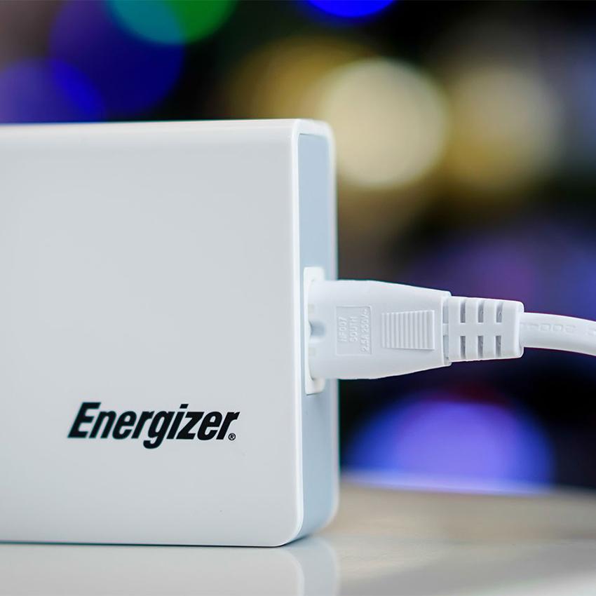 Sạc Energizer 5 cổng USB Station 25W EU: sạc cùng lúc nhiều thiết bị, công nghệ hiện đại hình 2