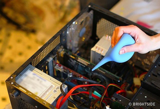 Những cách làm sạch bụi bẩntrên máy tính cực kỳ đơn giản hình 6