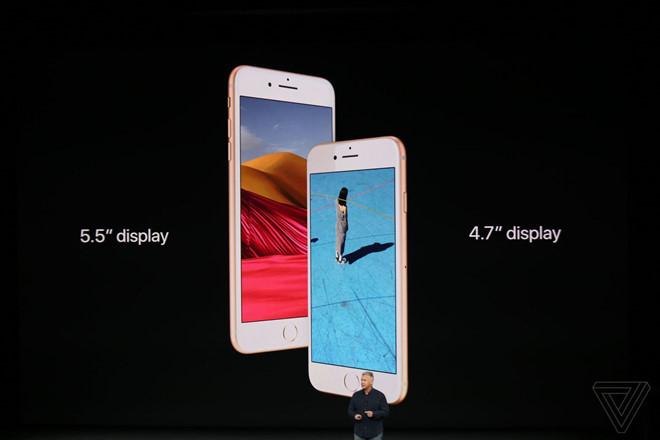5 điểm khác biệt cơ bản của iPhone 8 và iPhone X hình 4