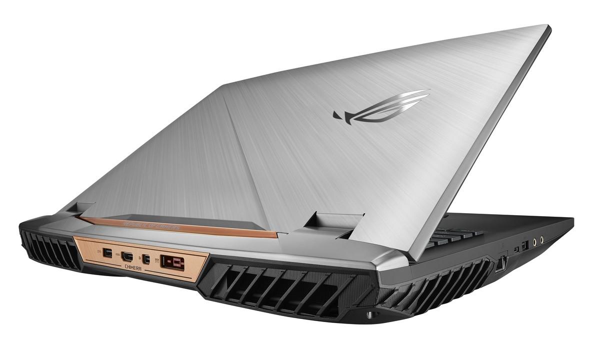 ASUS ra mắt laptop gaming ROG G703 trang bị màn hình 144Hz đầu tiên trên thế giới hình 4