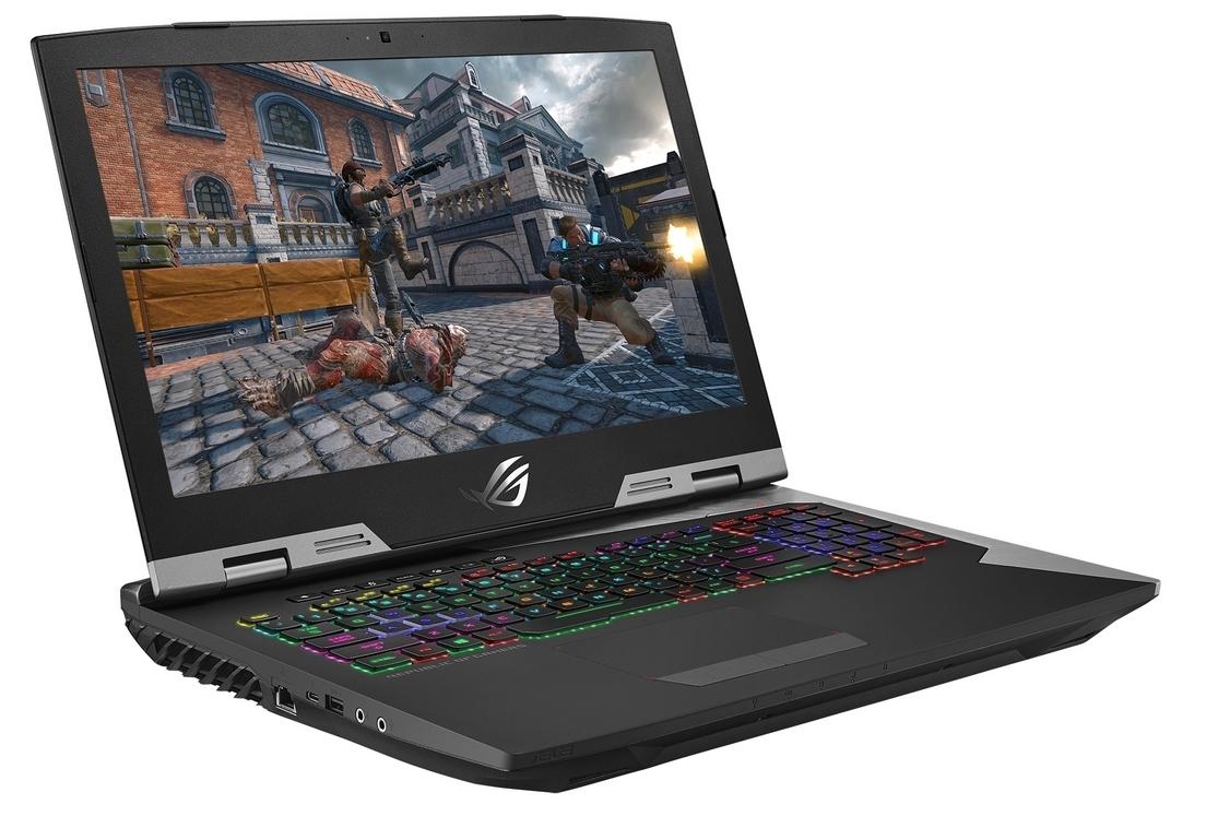 ASUS ra mắt laptop gaming ROG G703 trang bị màn hình 144Hz đầu tiên trên thế giới hình 2