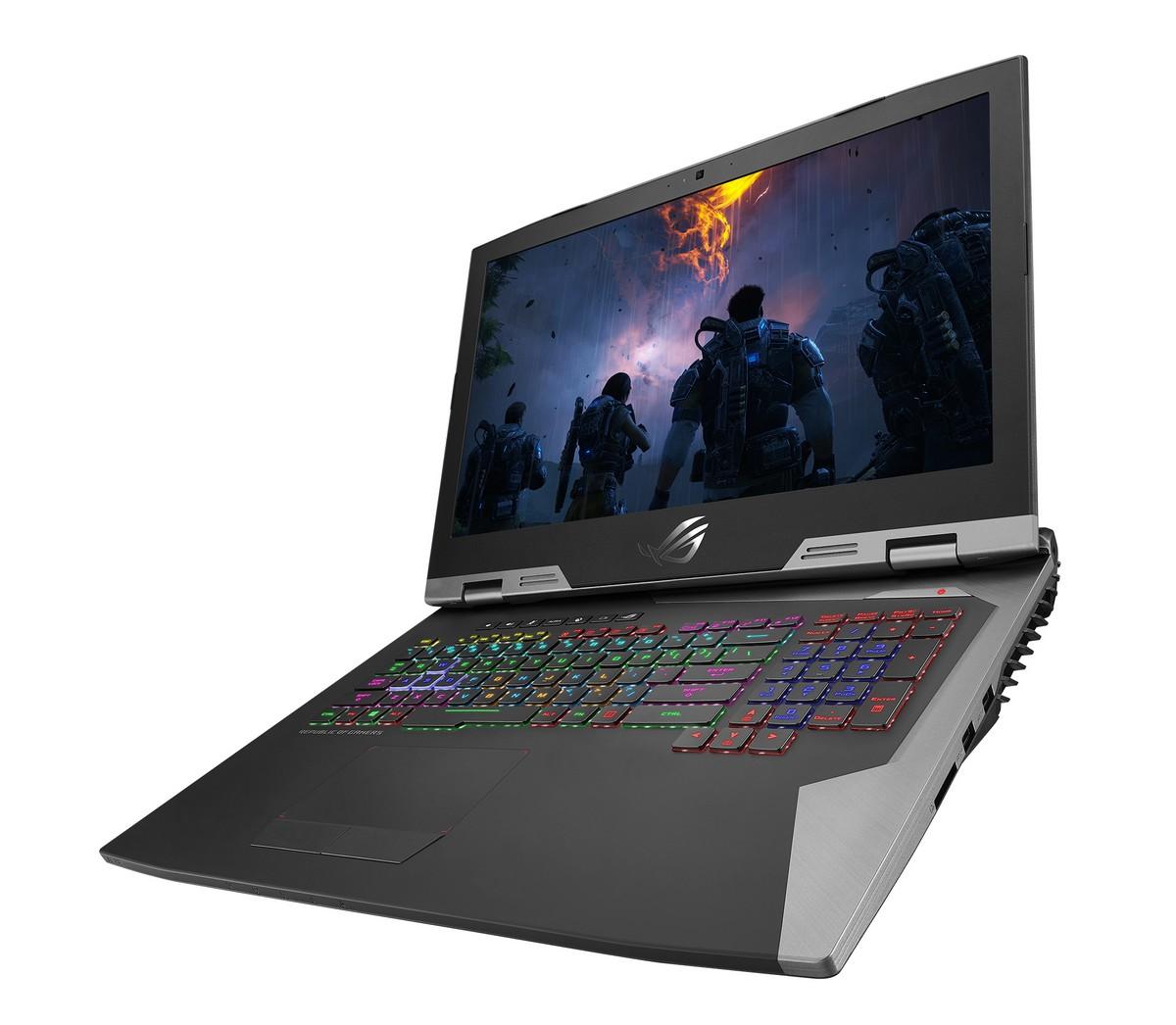 ASUS ra mắt laptop gaming ROG G703 trang bị màn hình 144Hz đầu tiên trên thế giới hình 5