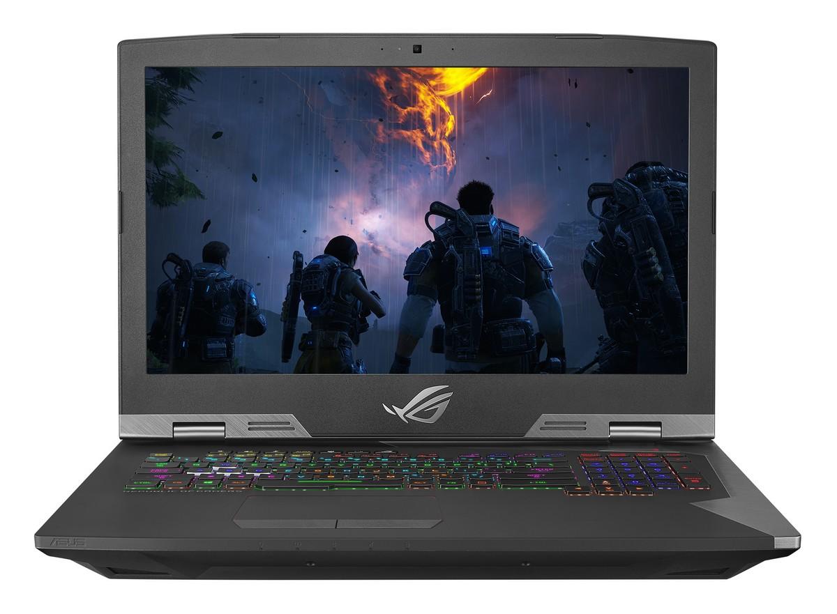 ASUS ra mắt laptop gaming ROG G703 trang bị màn hình 144Hz đầu tiên trên thế giới hình 3