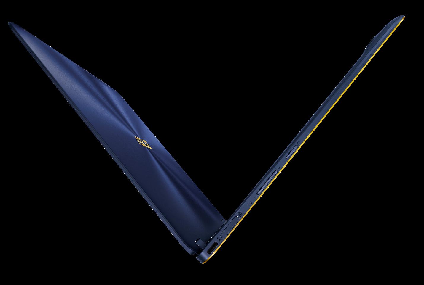 Asus ZenBook Flip S UX370: Laptop gập xoay mỏng nhất thế giới hình 4