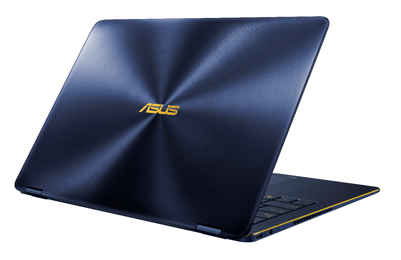 Asus ZenBook Flip S UX370: Laptop gập xoay mỏng nhất thế giới hình 3