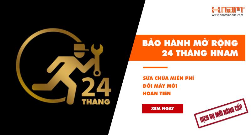 Bảo hành mở rộng 24 tháng Hnam Mobile hình 1