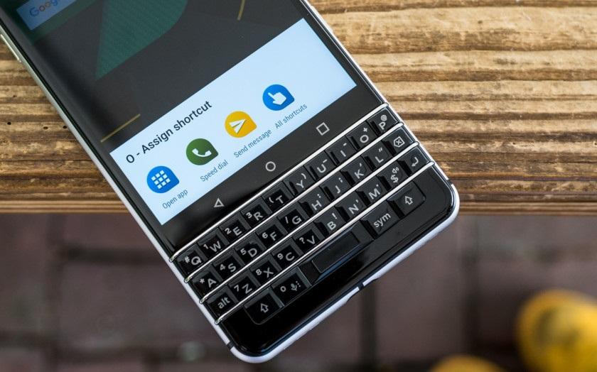 BlackBerry Keyone sắp có phiên bản sử dụng chip Snapdragon 660 hình 1