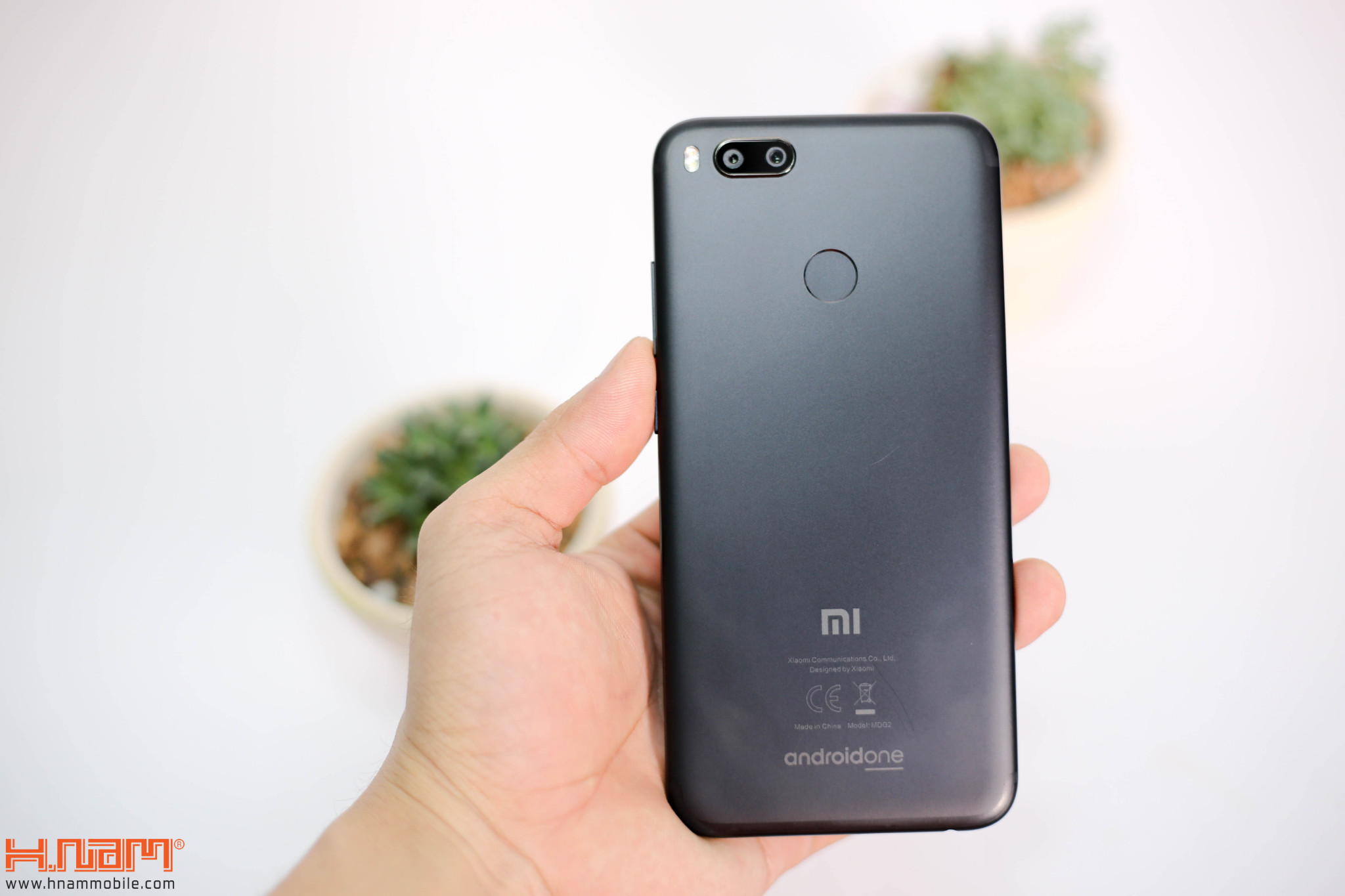 Hướng dẫn đăng ký Android 8.0 Oreo cho Xiaomi Mi A1 hình 1