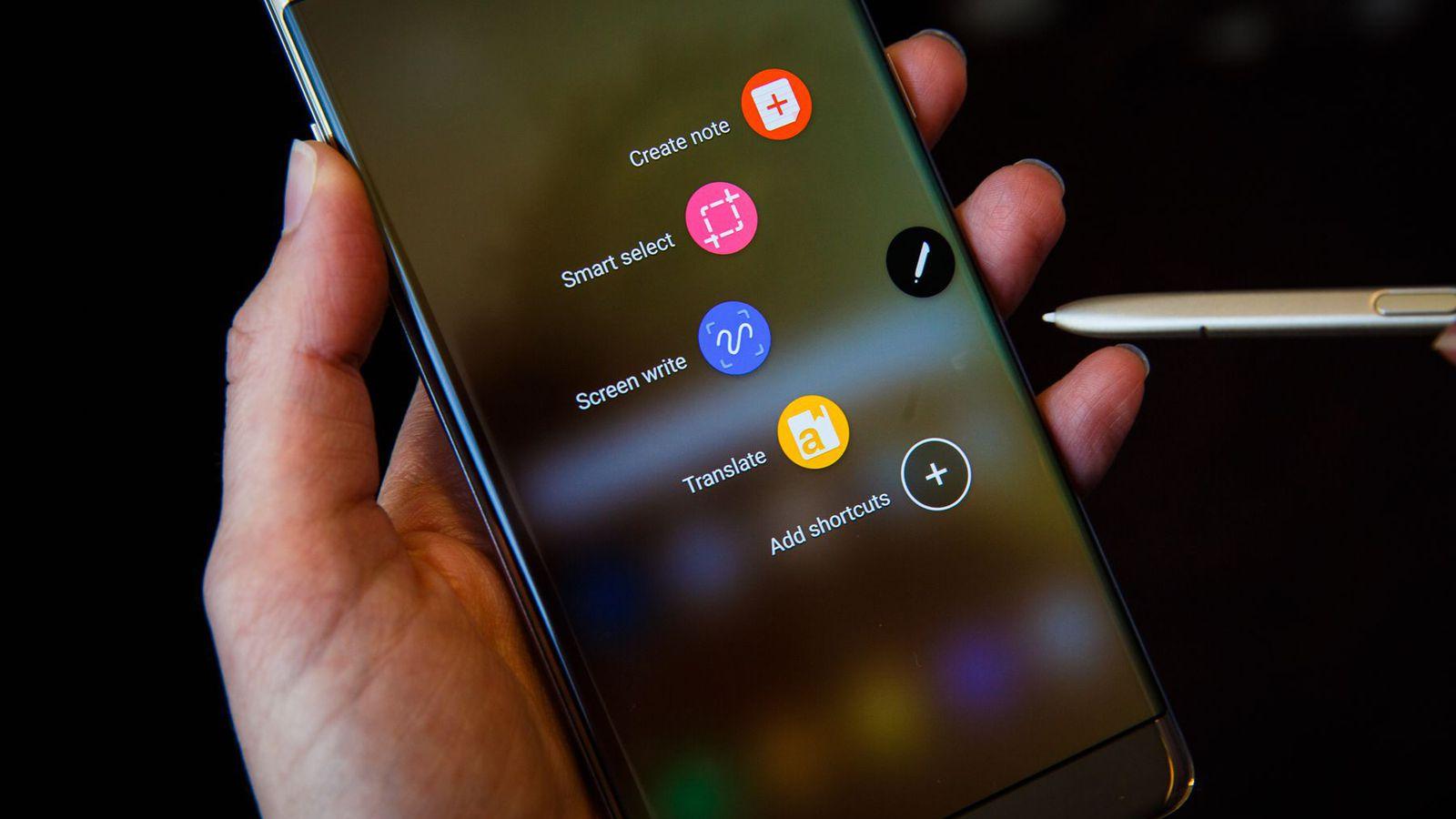 Galaxy Note8 lộ điểm Geekbench, xác nhận sẽ có 6GB RAM hình 1