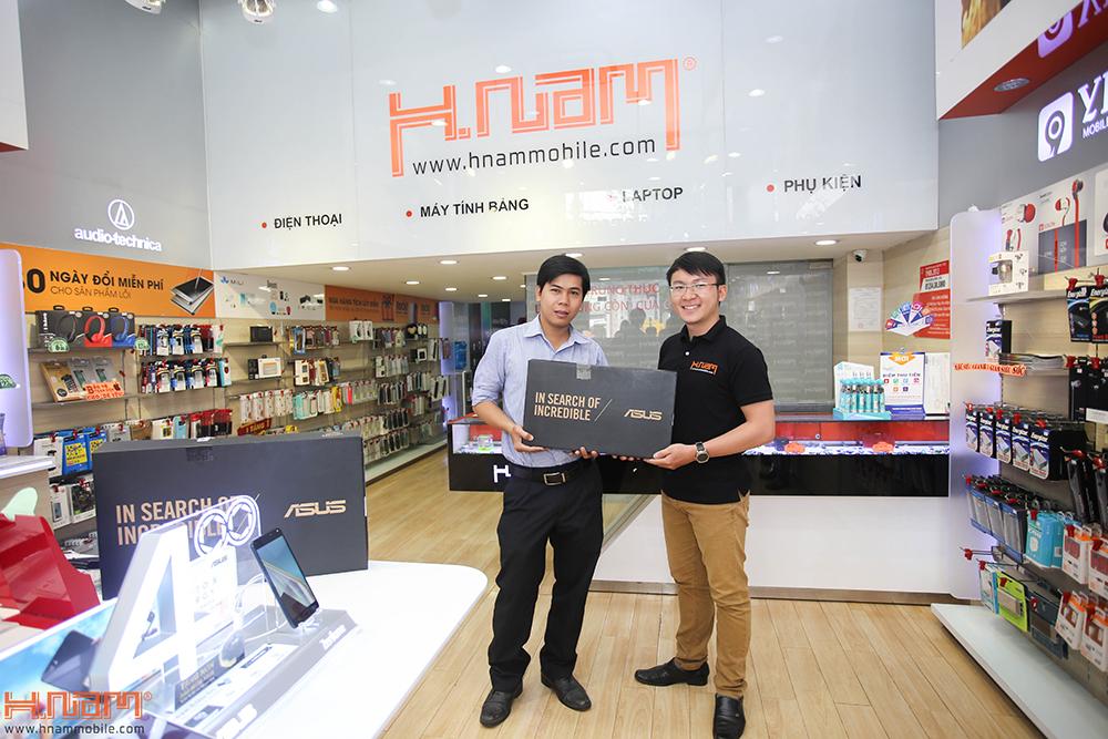Trao thưởng 4 laptop Asus trị giá 45 triệu cho các khách hàng mua điện thoại Asus ZenFone 4 Max Pro hình 5