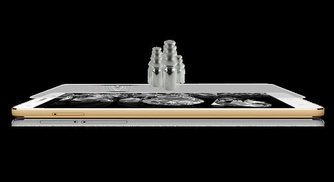 Những mẫu smartphone ấn tượng của hãng điện thoại Bavapen hình 3