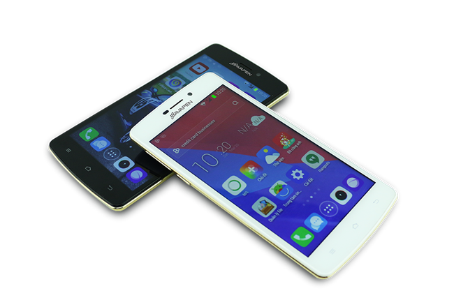 Những mẫu smartphone ấn tượng của hãng điện thoại Bavapen hình 2
