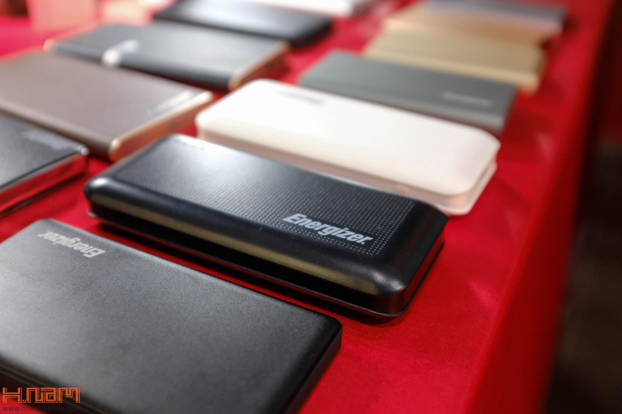 Energizer ra mắt 5 mẫu pin dự phòng mới tại Việt Nam: Bảo hành 2 năm 1 đổi 1, giá từ 800.000Đ hình 19