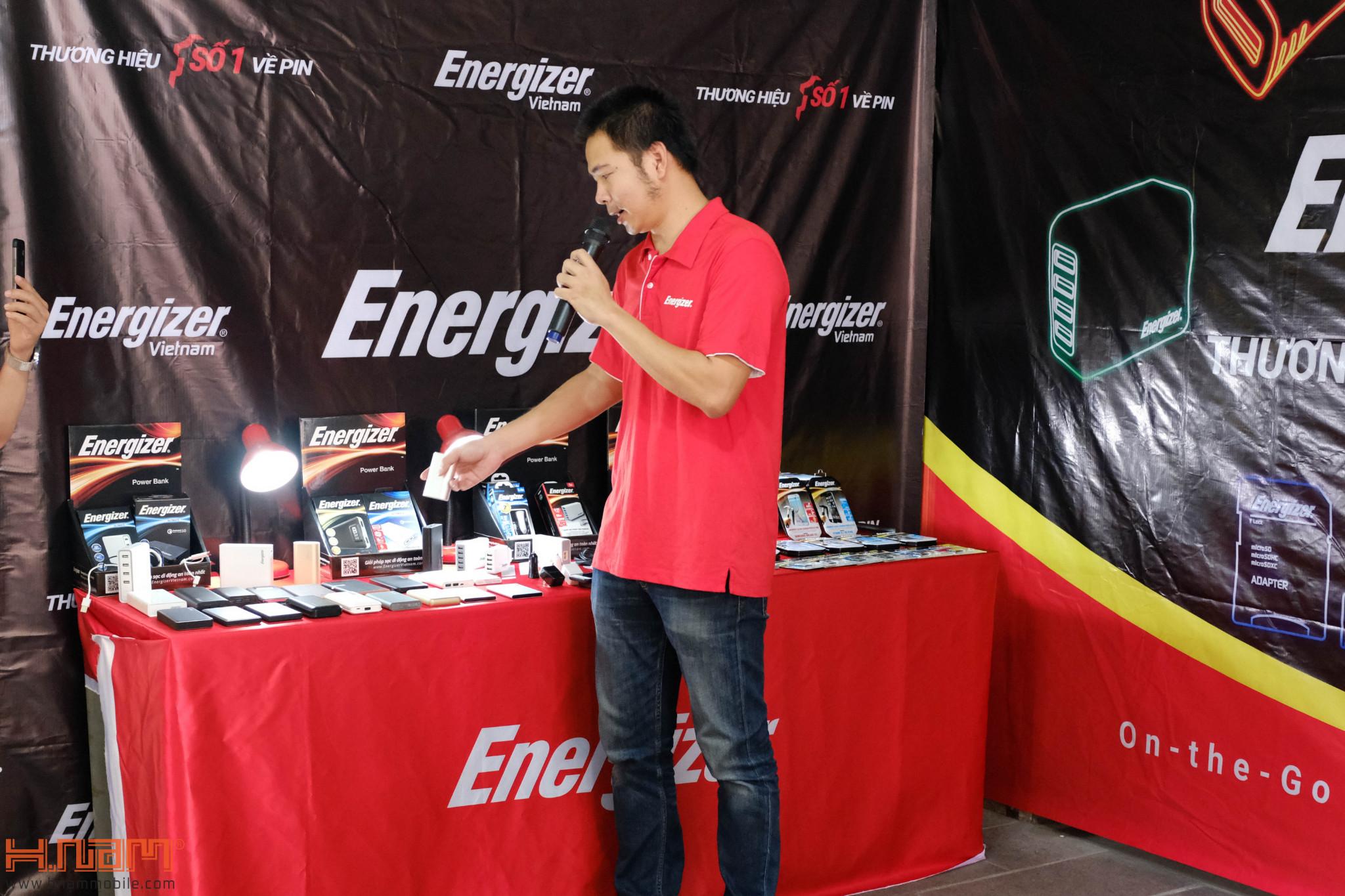 Energizer ra mắt 5 mẫu pin dự phòng mới tại Việt Nam: Bảo hành 2 năm 1 đổi 1, giá từ 800.000Đ hình 10