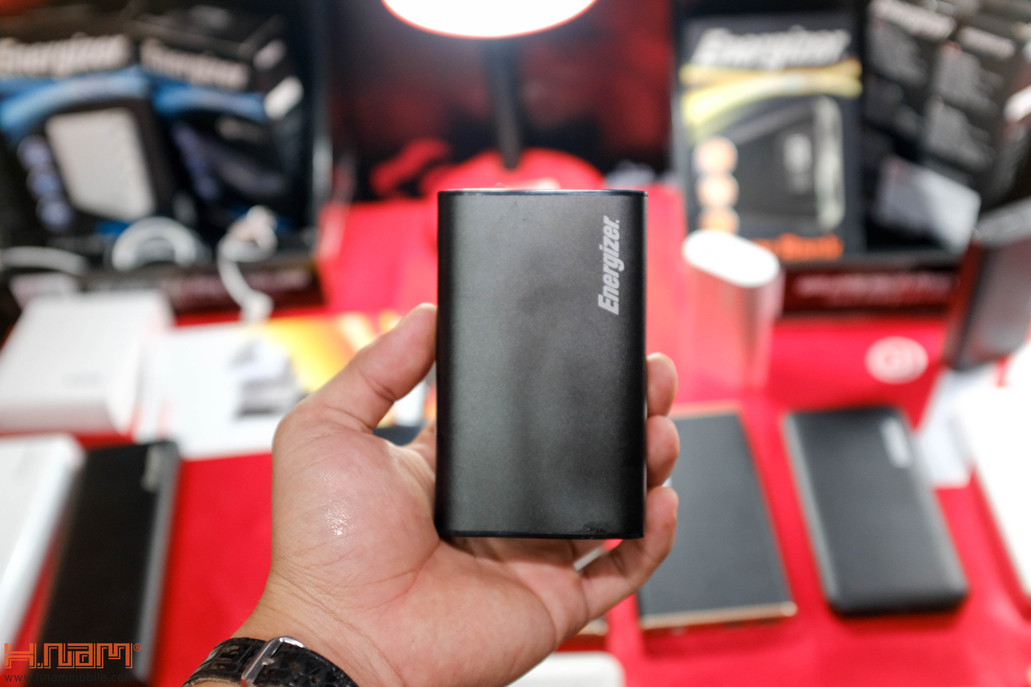 Energizer ra mắt 5 mẫu pin dự phòng mới tại Việt Nam: Bảo hành 2 năm 1 đổi 1, giá từ 800.000Đ hình 5
