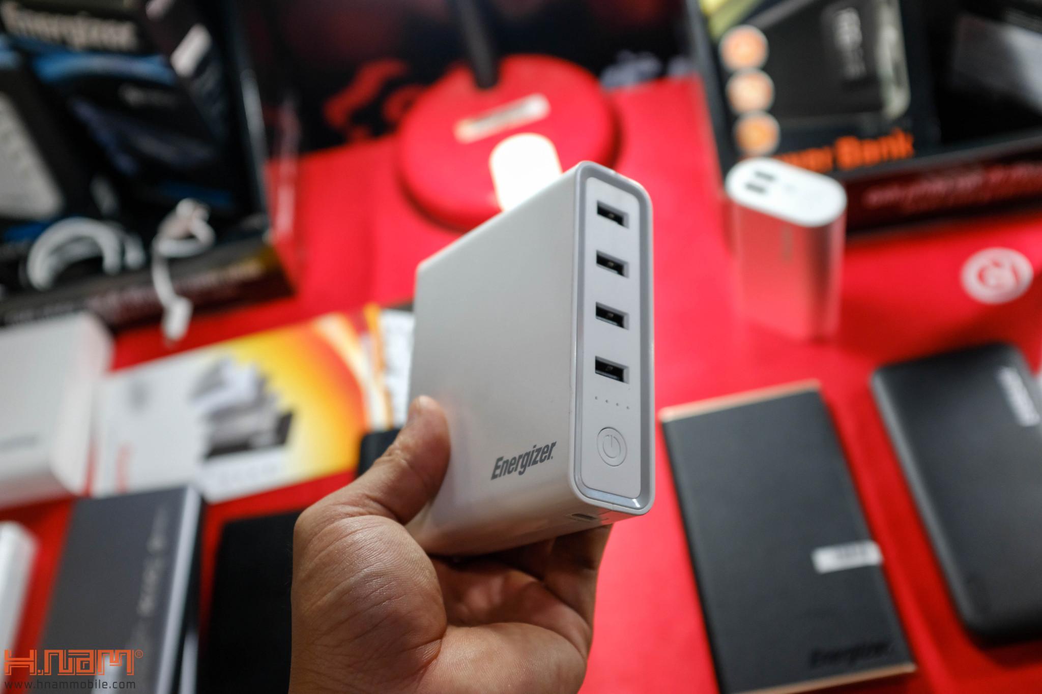 Energizer ra mắt 5 mẫu pin dự phòng mới tại Việt Nam: Bảo hành 2 năm 1 đổi 1, giá từ 800.000Đ hình 3