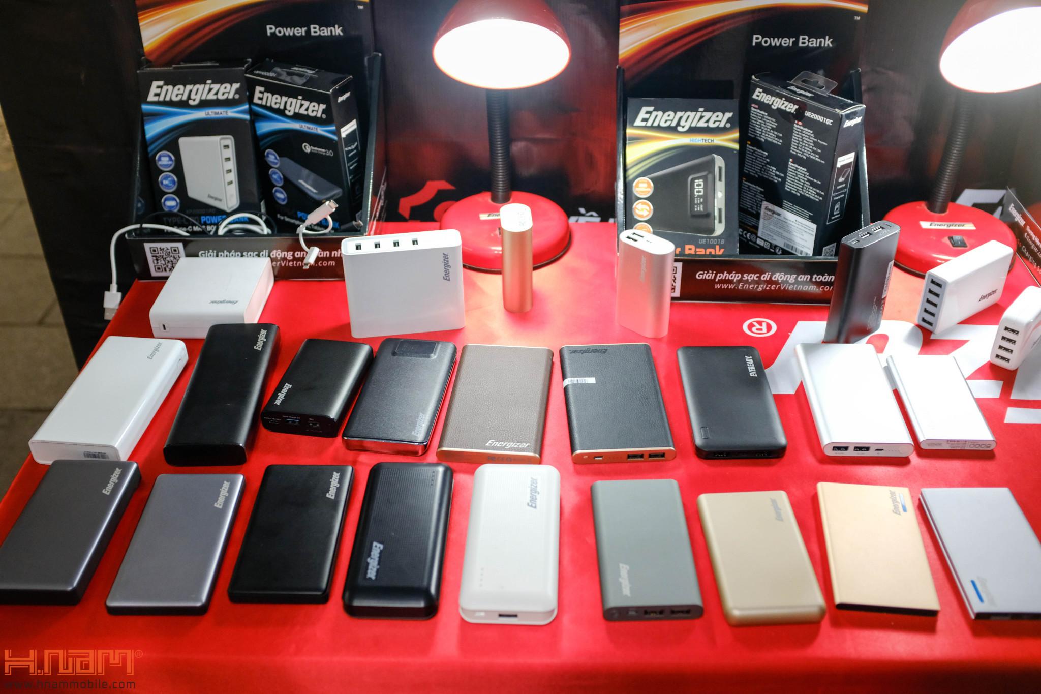 Energizer ra mắt 5 mẫu pin dự phòng mới tại Việt Nam: Bảo hành 2 năm 1 đổi 1, giá từ 800.000Đ hình 7