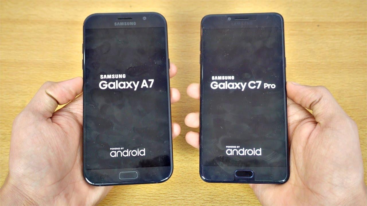 """Galaxy C7 (2017) nhận chứng chỉ FCC: màn hình OLED, cấu hình """"chất""""! hình 1"""