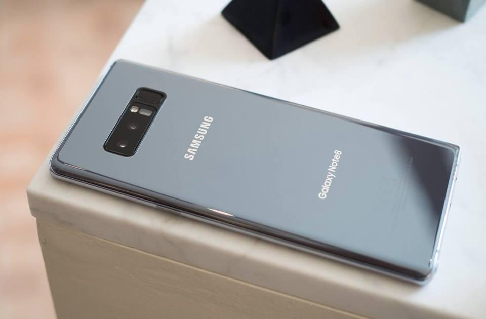 Đặt gạch Galaxy Note 8: nhận ngay quà 4 triệu, bảo hành 2 năm, bảo hiểm rơi vỡ, trả góp 0% hình 4