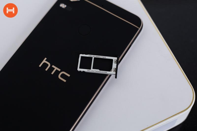 Mở hộp HTC Desire 10 Pro: Thiết kế đậm chất HTC, có RAM 4GB, camera 20 chấm. Phân khúc giá tầm trung. hình 14