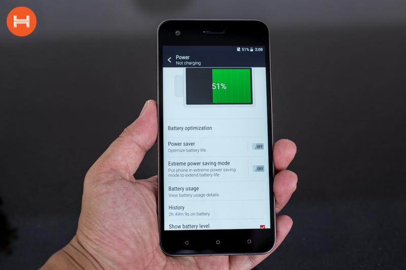 Mở hộp HTC Desire 10 Pro: Thiết kế đậm chất HTC, có RAM 4GB, camera 20 chấm. Phân khúc giá tầm trung. hình 15
